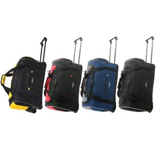 Traveler's Club Adventurer Collection 22-inch Carry On Rolling Upright Duffel Bag|https://ak1.ostkcdn.com/images/products/7894857/P15275757.jpg?impolicy=medium