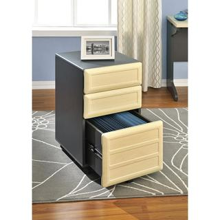 Ameriwood Home Benjamin 3-drawer Mobile File Cabinet