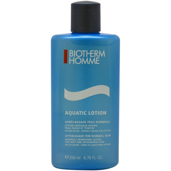 Overstrock Com: Shop Biotherm Homme Aquatic After-Shave Lotion