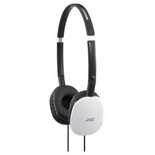 JVC FLATS Light Weight Headphones