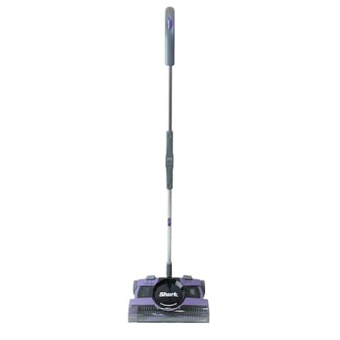 Shark V2950 13-inch Rechargeable Floor and Carpet Sweeper