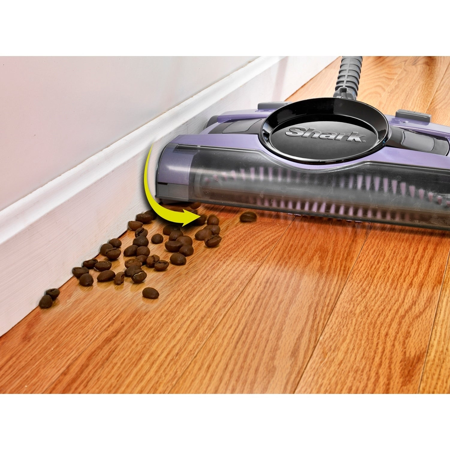 Shark V2950 13 Inch Rechargeable Floor And Carpet Sweeper