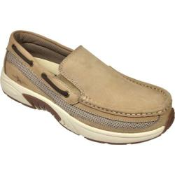 Men's Rugged Shark Pacifico Sand Crazy Horse Leather