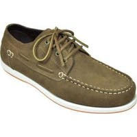 Men's Rugged Shark Whaler Brown Suede