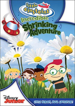 Little Einsteins: The Incredible Shrinking Adventure (DVD)