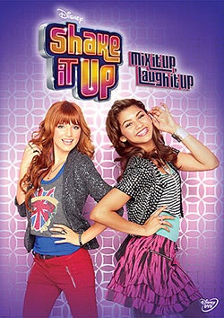 Shake It Up: Mix It Up, Laugh It Up (DVD)