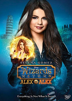The Wizards Return: Alex Vs. Alex (DVD)