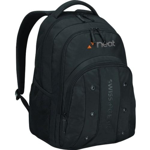 """Wenger Upload Carrying Case (Backpack) for 16"""" Notebook, ..."""