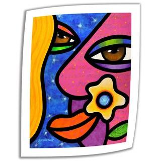 Steven Scott 'Morning Gloria' Unwrapped Canvas