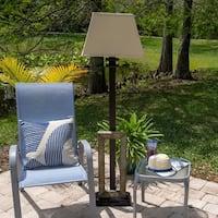 Stronach Outdoor Floor Lamp