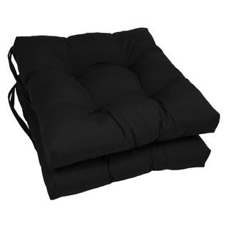 Buy Black Chair Cushions Pads Online At Overstock Our Best Table