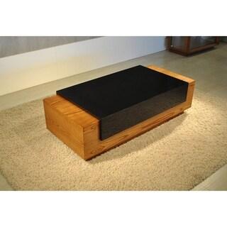 Furnitech Contemporary American Oak Coffee Table