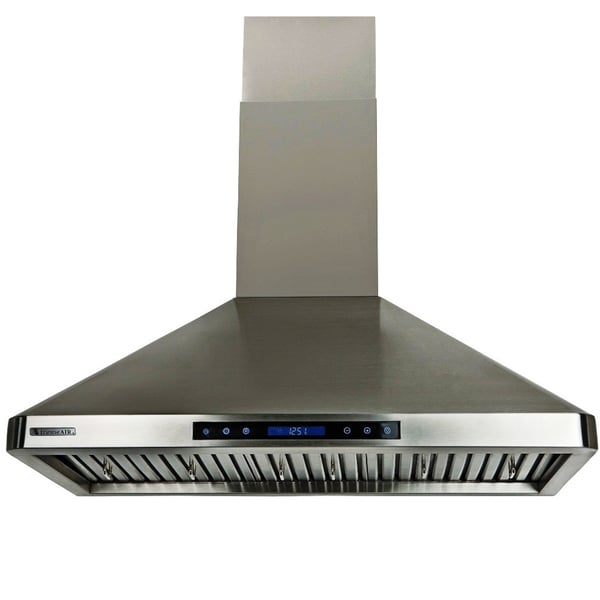 XtremeAir PX02-W30 30-inch 900 CFM Stainless Steel Wall Mount Range Hood - Free Shipping Today ...