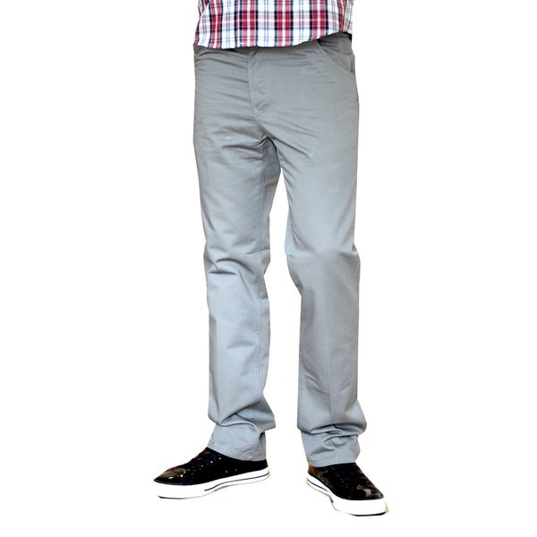 Something Strong Men's Straight Leg Five Pocket Pants