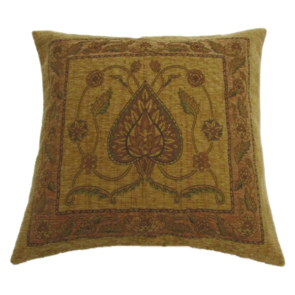 Decor Botanica French 18-inch Throw Pillow