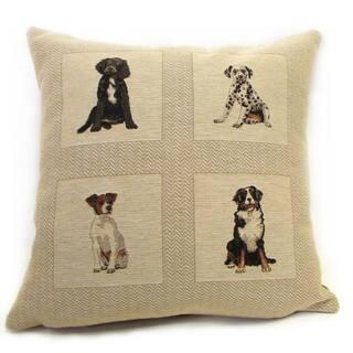Corona Decor 'Best Friends' 18-inch Throw Pillow|https://ak1.ostkcdn.com/images/products/7896265/7896265/Best-Friends-18-inch-Throw-Pillow-P15276967.jpg?impolicy=medium