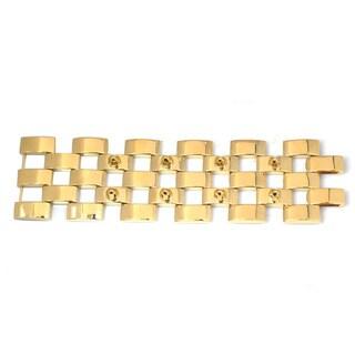 De Buman 14k Gold Plated Bracelet