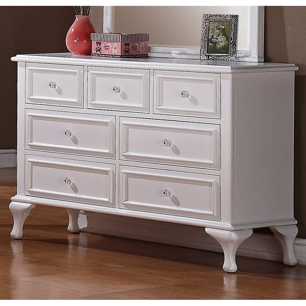 Picket House Furnishings Jeslyn Dresser and Optional Mirror. Opens flyout.