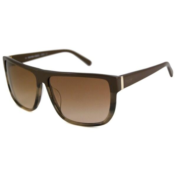 Calvin Klein Men's CK7815S Rectangular Sunglasses