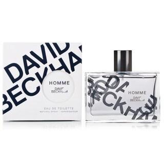 David Beckham Homme Men's 2.5-ounce Eau de Toilette Spray