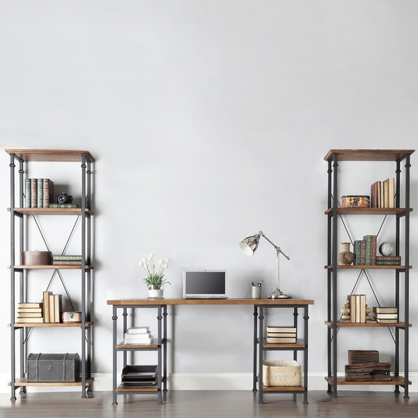 to are with my ladder beautiful amazing barrel remodeling set desk combo crate and leaning bookshelf space shelf bookcase saving bookcases shelves