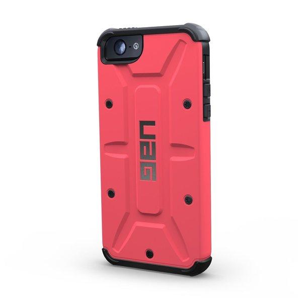 Urban Armor Gear Case for Apple iPhone 5 w/ Screen Protector - Plasma