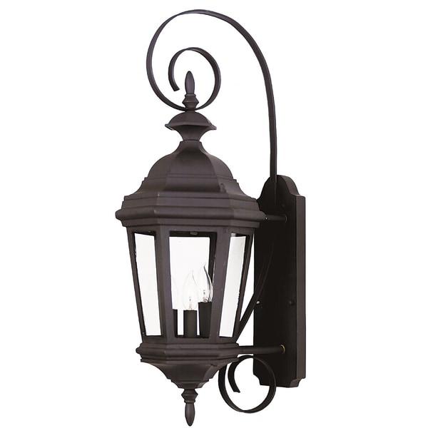 Outdoor Lighting On Sale: Shop Oscar Medium 3-light Wall Lantern