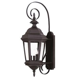 Oscar Medium 3-light Wall Lantern