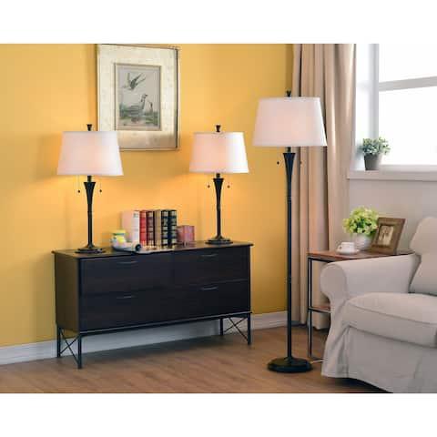 Bethune 3-pack Lamp Set