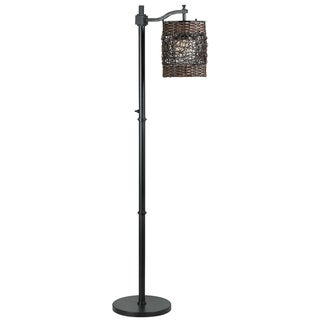 Omari Oil Rubbed Bronze Indoor/ Outdoor Floor Lamp