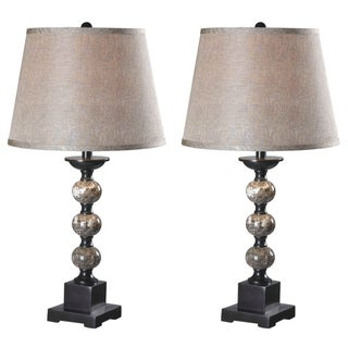 Colin Oil Rubbed Bronze Table Lamps (Set of 2)
