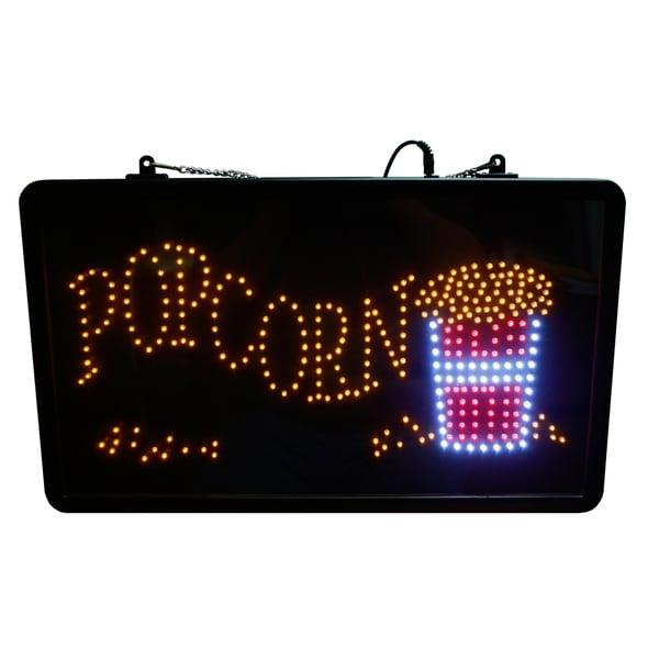 Paragon Popcorn LED Lighted Sign