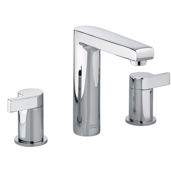 8 Inch Bathroom Faucet : ... inch Widespread Mid-Arc Double-handle Polished Chrome Bathroom