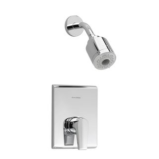 American Standard Studio Polished Chrome Single-handle 3-function Shower Only Trim Kit with Less Rough Valve Body
