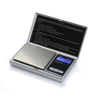Digital Stainless Steel Pocket Scale