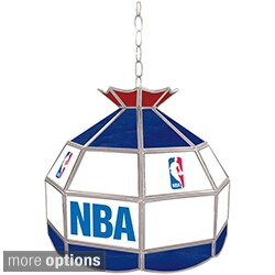 NBA 16-inch Tiffany Style Lamp