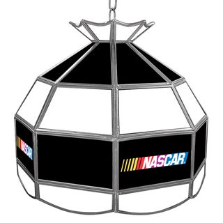 NASCAR 16-inch Tiffany Style Lamp