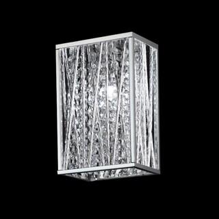 Terra Chrome One-Light Wall Sconce