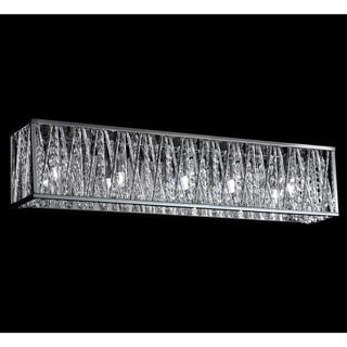 Vanity Light Refresh Kit 6 Bulb : Chrome Finish Wall Sconces & Vanity Lights - Shop The Best Deals for Nov 2017 - Overstock.com
