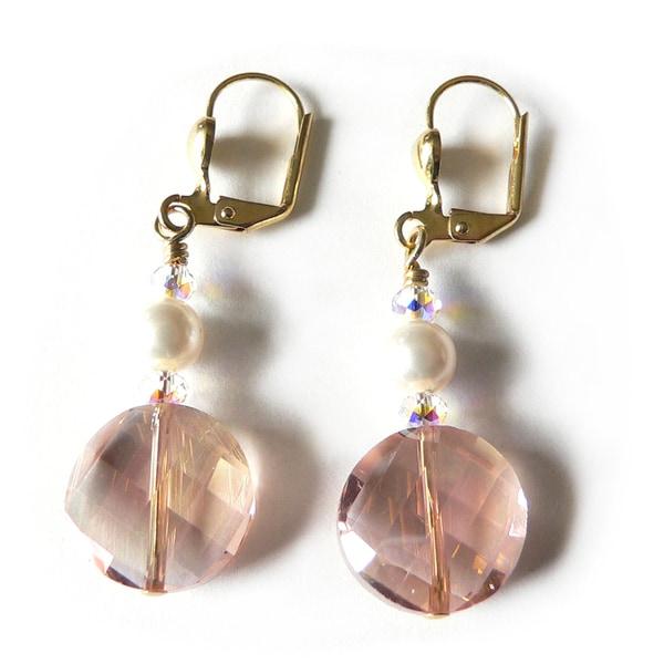 'Katja' Dangle Earrings