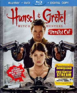 Hansel And Gretel: Witch Hunters (Blu-ray/DVD)