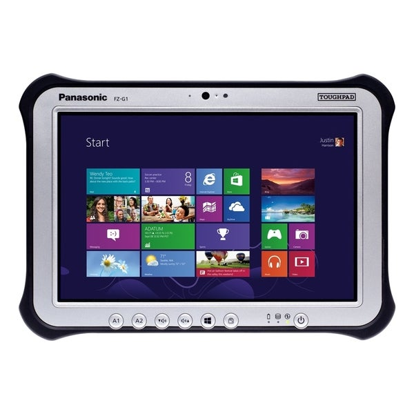 "Panasonic Toughpad G1 FZ-G1AABAXLM Tablet - 10.1"" - 4 GB DDR3L SDRAM"
