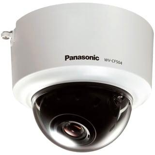 Panasonic WV-CF504 Surveillance Camera - Color, Monochrome - CS Mount