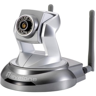 LevelOne 5-MP WCS-6050 Wireless N 150Mbps P/T IP Camera (Day/Night/In