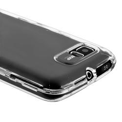 Clear Snap-on Crystal Case for Motorola Atrix 2 MB865