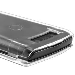 BasAcc Clear Snap-on Crystal Case for Blackberry Torch 9800 - Thumbnail 1