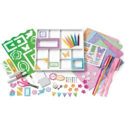 Creativity For Kids Scrapbook Shadowbox Kit - Thumbnail 1
