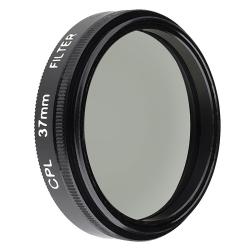 37-mm Black CPL Lens Filter - Thumbnail 1