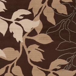 Woven Brown Paramount Rug (7'9 x 11'2) - Thumbnail 2