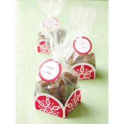 Martha Stewart Cello and Tray Bags (Pack of 8) - Thumbnail 1